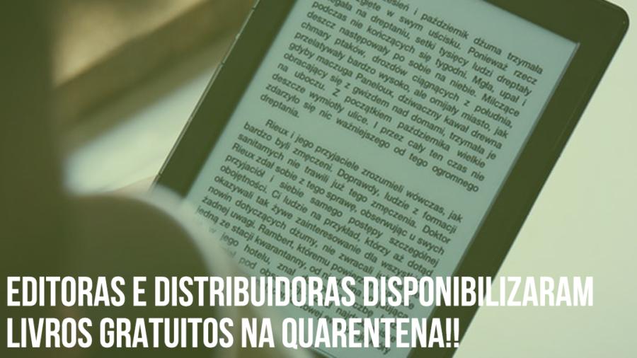 Texto Livros gratuitos
